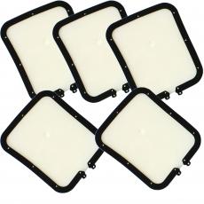 YASUNAGA Luftfilter-KIT für LP-80 HN, LP-100 H & LP-120 H