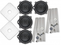 Reparatur Kit für SECOH Luftpumpe EL 250 W TWIN