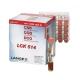 Küvettentest CSB 100-2000 mg/L O2