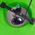 Wasserbelüfter Aqua-Handy mit 15 m Kabel